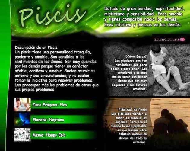 Hor scopo piscis signo del zodiaco piscis for Horoscopo de hoy acuario hombre